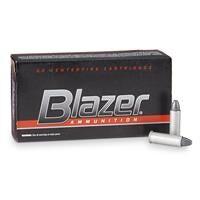 CCI Blazer Aluminum Case, .38 Special, LRN, 158 Grain, 50 Rounds