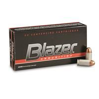 CCI Blazer Aluminum Case, .45 ACP, FMJ, 230 Grain, 50 Rounds