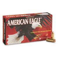 Federal American Eagle, .40 S&W, FMJ, 155 Grain, 50 Rounds