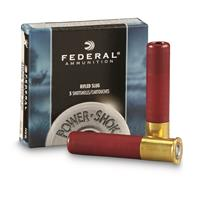 "Federal Classic, 410 Gauge, 2 1/2"" 1/4 oz. Slugs, 5 Rounds"