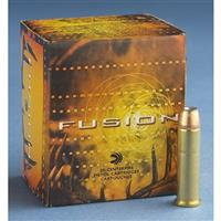 Federal Fusion, .357 Magnum, JHP, 158 Grain, 20 Rounds