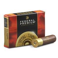 """Federal Premium, 10 Gauge, 3 1/2"""" Shell, 18 Pellets, 00 Buck Buckshot, 5 Rounds"""
