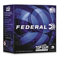 "Federal Top Gun Sporting, .410 Bore, 2 1/2"", 1/2 oz., 250 Rounds"