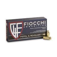 Fiocchi Pistol, .380 ACP, FMJ, 95 Grain, 500 Rounds