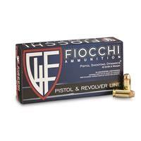 Fiocchi Pistol Shooting Dynamics, .40 S&W, XTP/JHP, 165 Grain, 50 Rounds