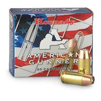 Hornady American Gunner, .45 ACP, XTP, 185 Grain, 20 Rounds