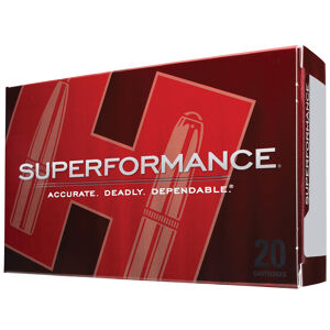 Hornady Superformance InterLock SP Ammo, .35 Whelen, 200-gr.