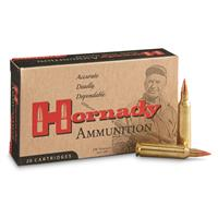 Hornady Varmint Express, .22-250 Remington, V-MAX, 55 Grain, 20 Rounds
