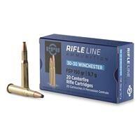 PPU, .30-30 Winchester, FSP, 150 Grain, 20 Rounds
