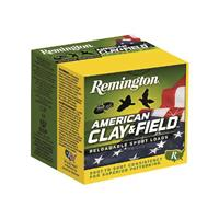 "Remington American Clay & Field Sport Loads, .410 Bore, 2 1/2"" Shot Shells, 1/2 oz., 250 Rounds"