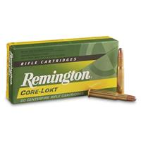 Remington CORE-LOKT, .30-30 Winchester, SP, 170 Grain, 20 Rounds