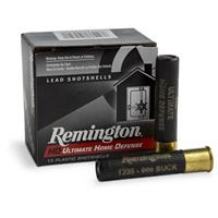 "Remington HD Ultimate Home Defense, .410 Bore, 2 1/2"" Shells, 000 Buck, 4 Pellet, 15 Rounds"