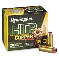 Remington HTP Copper, 10mm, Barnes XPB, 155 Grain, 20 Rounds