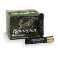 "Remington Lead Game Loads .410 gauge 2 1/2"" 1/2 ozs. #6 20 rounds"