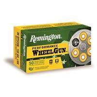Remington Performance WheelGun, .38 Special, LRN, 158 Grain, 50 Rounds