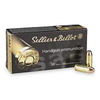 Sellier & Bellot, 10mm, FMJ, 180 Grain, 50 Rounds