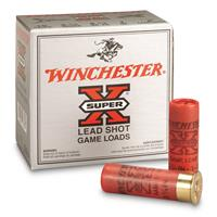 "Winchester, 16 Gauge, 2 3/4"", 1 oz., Super-X Game Loads, 25 Rounds"