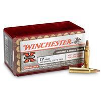 Winchester Super-X, .17 HMR, JHP, 20 Grain, 50 Rounds