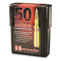 Hornady Match, .50 BMG, A-MAX, 750 Grain, 10 Rounds