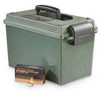 PMC Bronze Line, .45 ACP, FMJ, 230 Grain, 500 Rounds with Ammo Can