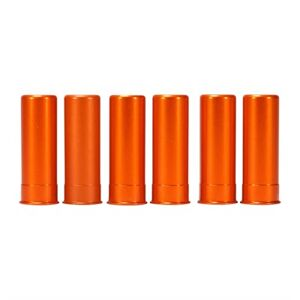 A-Zoom Ammo Snap Cap Dummy Rounds - 12 Gauge Snap Caps 6/Pack