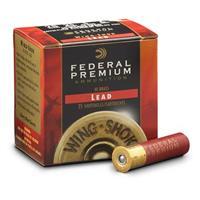 "Federal Premium Wing-Shok, 28 Gauge, 2 3/4"", 3/4 oz., 25 Rounds"