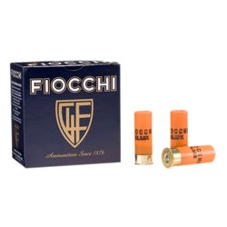 Fiocchi Blanks Popper Shotshells - 12 Gauge - 1000 Rounds
