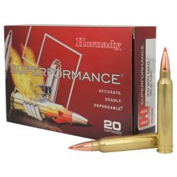 Hornady GMX Superformance Centerfire Rifle Ammo - .30-06 Springfield - 165 Grain