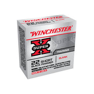 Winchester Smoke & Noise Blanks 22 Short 50/ct