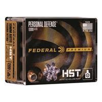 Federal Premium Personal Defense HST, 10mm, JHP, 200 Grain, 20 Rounds