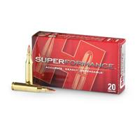 Hornady Superformance Varmint, .243 Winchester, V-MAX, 75 Grain, 20 Rounds
