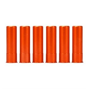 A-Zoom Ammo Snap Cap Dummy Rounds - 20 Gauge Snap Caps 6/Pack