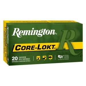 Remington Core-Lokt Rifle Ammo - .308 Winchester - Soft Point - 180 Grain