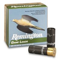 "Remington, Lead Game Loads, 16 Gauge, 2 3/4"" 1 ozs., 25 Rounds"