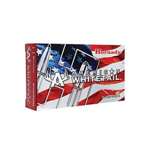 Hornady American Whitetail Ammo 270 Winchester 140gr Interlock Sp - 270 Winchester 140gr Interlock Spire Point 20/Box