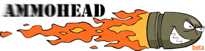 Ammohead logo (beta)