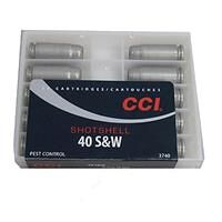 CCI #9 Pistol Shot Shells, .40 S&W, 88 Grain, 10 Rounds