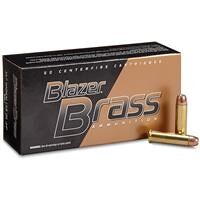 CCI Blazer Brass, .357 Magnum, JHP, 158 Grain, 50 Rounds