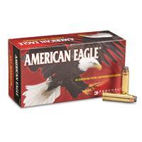 Federal American Eagle, .357 Magnum, JSP, 158 Grain, 50 Rounds