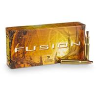 Federal Fusion .30-30 Winchester, SP, 150 Grain, 20 Rounds