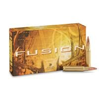 Federal Fusion, .308 Winchester, SP, 165 Grain, 20 Rounds