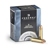 Federal Personal Defense, .32 H&R Magnum, JHP, 85 Grain, 20 Rounds