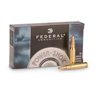 Federal Power-Shok, .270 Winchester, JSP, 150 Grain, 20 Rounds