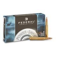 Federal Power-Shok, .30-06 Springfield, SP, 150 Grain, 20 Rounds