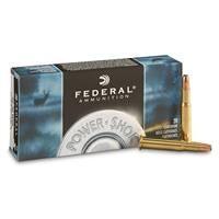 Federal Power-Shok, .30-30 Winchester, SPFN, 150 Grain, 20 Rounds