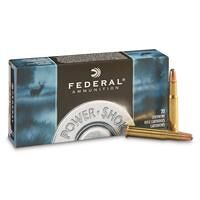 Federal Power-Shok, .30-30 Winchester, SPFN, 170 Grain, 20 Rounds