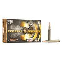 Federal Premium Barnes TSX, .270 Win., Triple-Shock X HP ...