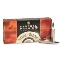 Federal Premium Nosler Partition, .243 Winchester, NP, 100 Grain, 20 Rounds