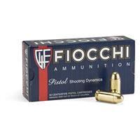 Fiocchi, .45 ACP, 230 Grain, MC, 1,000 Rounds