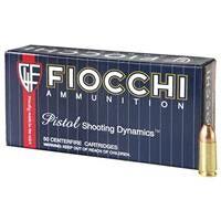 Fiocchi, 9mm Luger, FMJ, 147 Grain, 1,000 Rounds